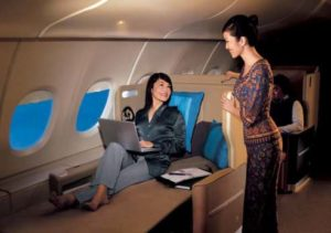 Singapore Airlines All Business Singapore Los Angeles