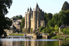 chateau-de-josselin fan bretagne