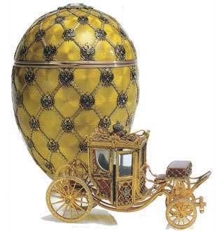 Il gioielliere degli zar alla Venaria Reale
