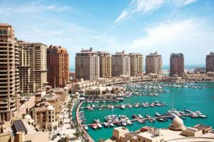 Doha capitale del Qatar