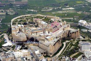 La cittadella di Gozo
