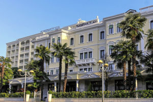 Il Grand Hotel Trieste & Victoria di Abano