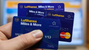 I frequent flyers Lufthansa pagano con i punti