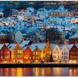 Bergen: la porta dei fiordi norvegesi