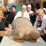 Modena: il trionfo di zampone e cotechino