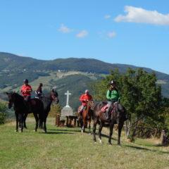 Turismo equestre nell'Appennino modenese